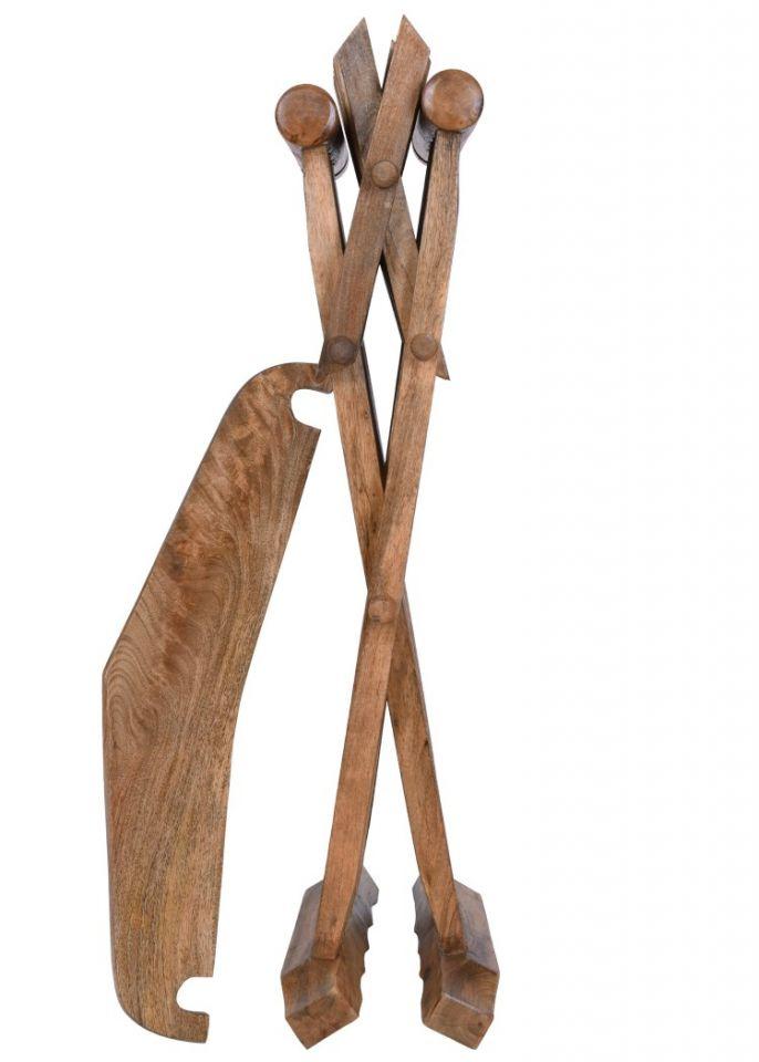 Chaise ciseaux médiévale 7