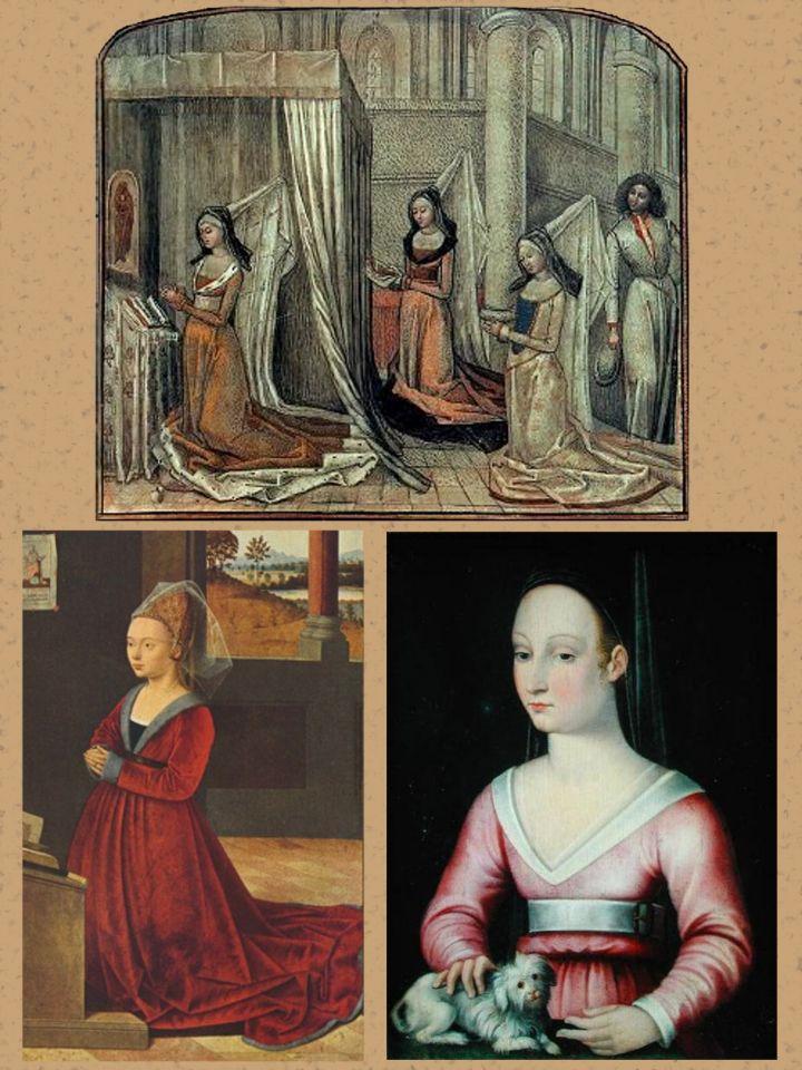 """Robe burgonde """"Marguerite d'York"""" 7"""