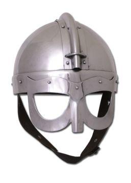 Casque Viking de combat à lunettes L 64 cm