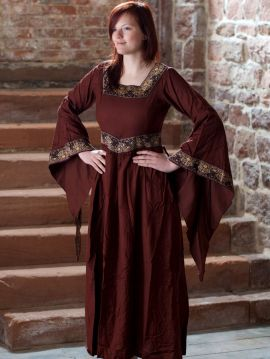 Robe médiévale XS