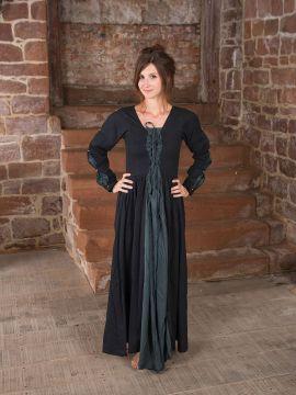 Robe médiévale bi-matière XL