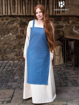 Robe Viking Frida en bleu cyan M