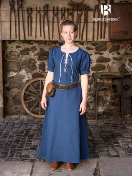 Tenue Gretel en bleu azur XL