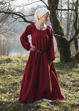 Robe Mara rouge XL