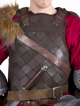 Armure Viking en cuir M