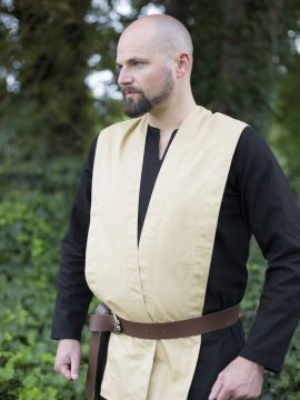 Tabard Lukas, sable L/XL