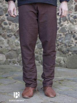 Pantalon Viking Thorsberg en marron XXXL