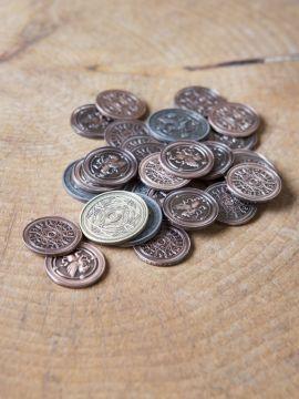Pièces de monnaie GN Astral sans pochette en cuir