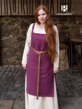 Robe Viking Frida en lilas XXL