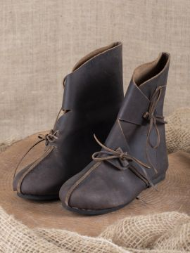 Bottines Vikings Haithabu en brun