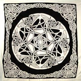 Tenture murale motifs Celtiques