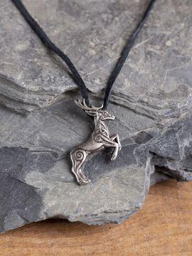 Pendentif celtique Cerf
