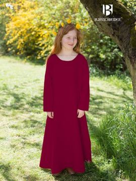 Robe Ylvi en rouge 128