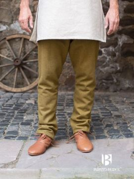 Pantalon Viking Fenris en vert L