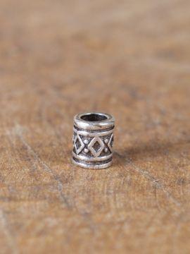 Perle Viking avec motif diamants à l'unité