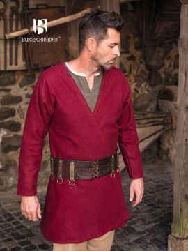 Veste à rabat Loki en rouge L
