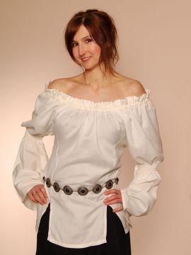Blouse médiévale L/XL
