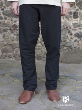 Pantalon viking Thorsberg en noir XXXL