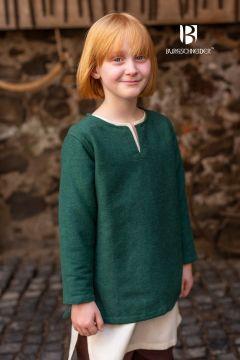 Tunique pour enfant Eriksson en vert 152