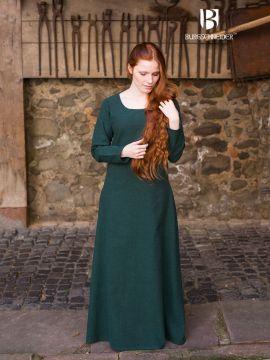 Surcot Freya en vert XL