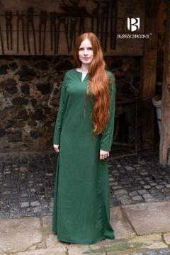 Sous-robe d'été Elisa en vert