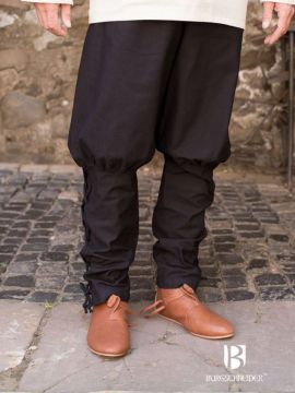 Pantalon bouffant Wigbold en noir M