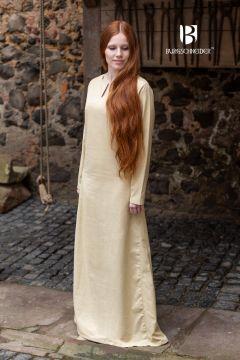 Sous-robe d'été Elisa couleur chanvre
