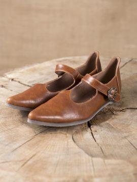 Chaussures femmes Herzelinde, marron 40