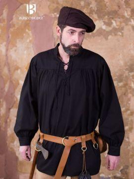 Chemise médiévale en coton robuste S