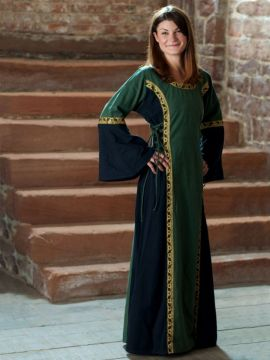Robe médiévale Clarisse XL
