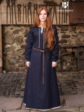 Robe Cilie bleu roi XL