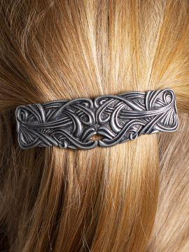 Barrette à cheveux ornementée