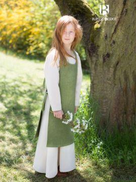 Chasuble Ylva en vert mousse 128