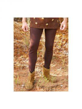 Culottes médiévales marron