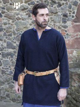 Tunique en laine Lodin en bleu XXXL